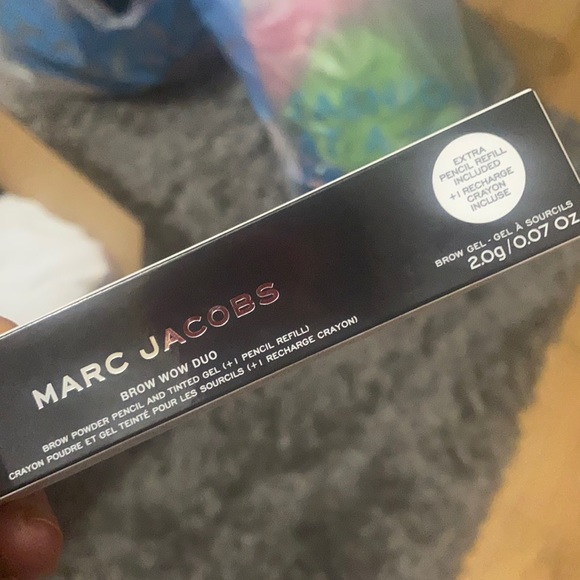 Marc Jacobs Brow Wow Duo 08 Dark Brown
